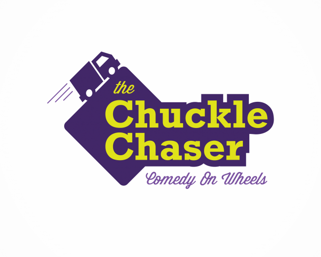 logo layout_Chuckle Chaser